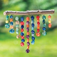 Colorful Bead Hanging