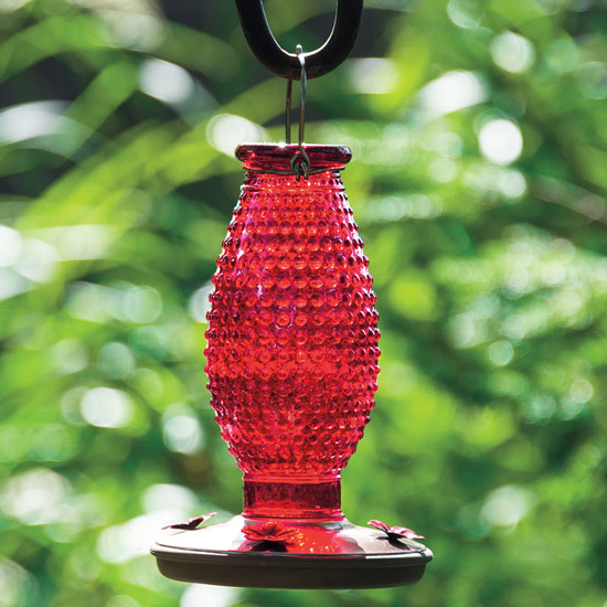 Hobnail Hummingbird Feeder